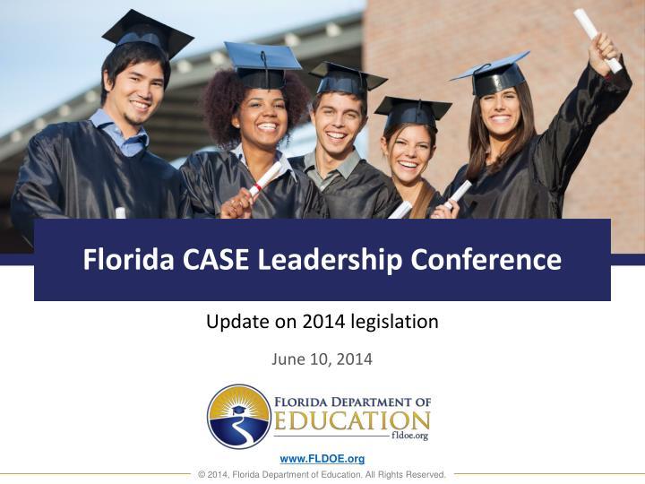 florida case leadership conference n.