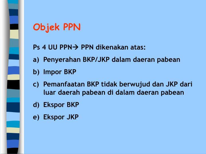 Ppt Pajak Pertambahan Nilai Ppn Powerpoint Presentation Id3283800