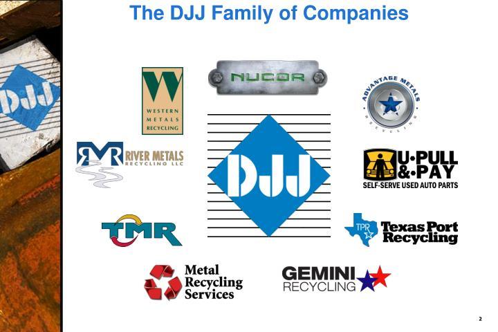 The DJJ Family of Companies