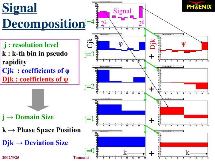 Signal Decomposition