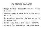 legislaci n nacional