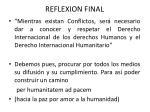 reflexion final