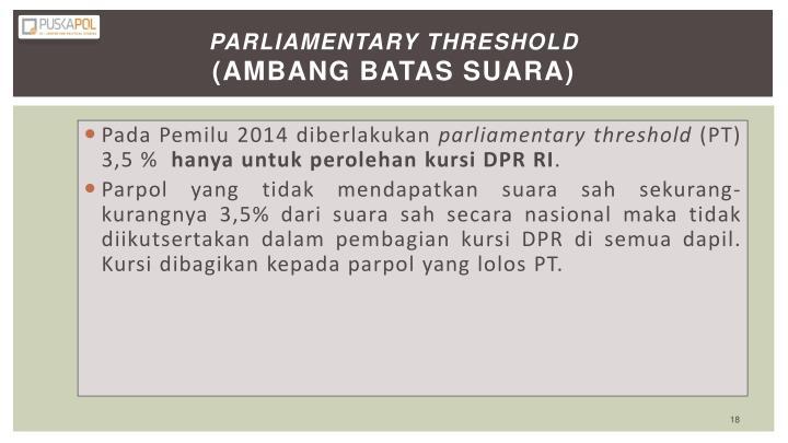 Parliamentary T