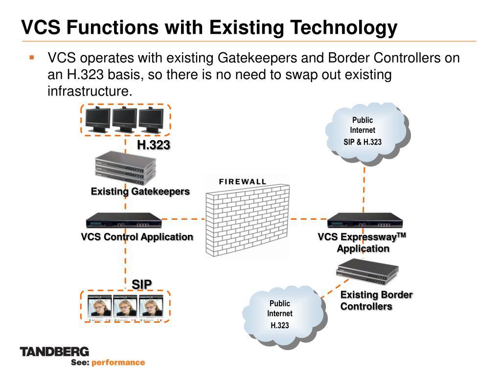 PPT - TANDBERG Video Communication Server PowerPoint