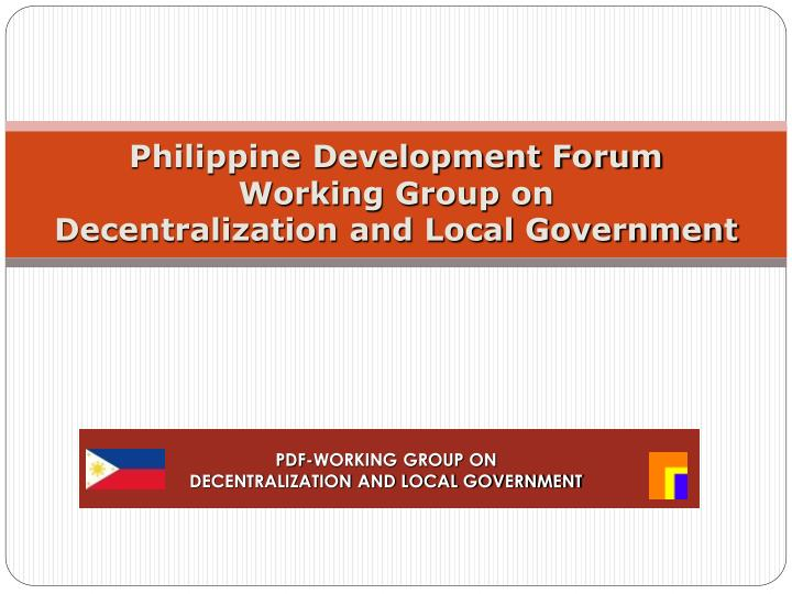 decentralization and emergence of local government 2local government revenue in the fys 1999, 2004, and 2008 p22 decentralization and economic development in thailand, but their work tries.
