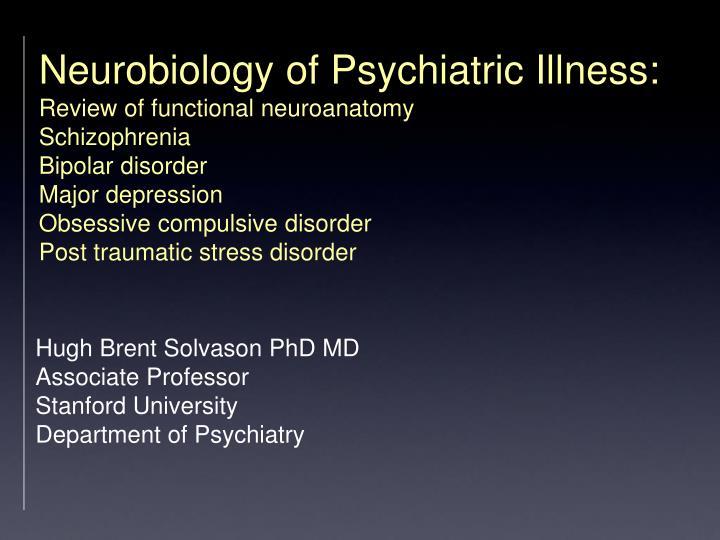 hugh brent solvason phd md associate professor stanford university department of psychiatry n.