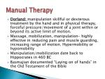 manual therapy1