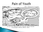 pain of youth