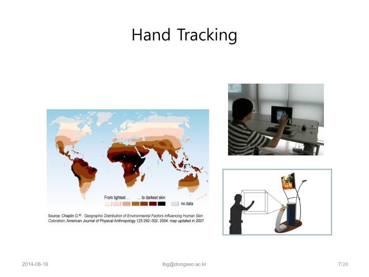 Hand Tracking