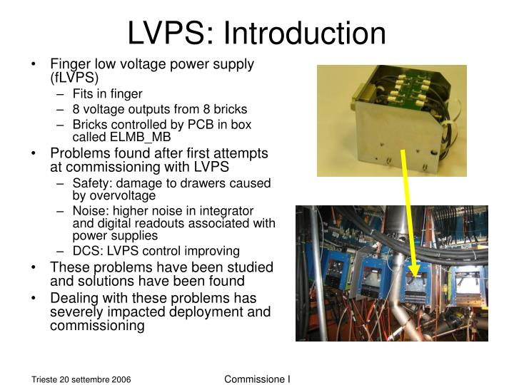 LVPS: Introduction