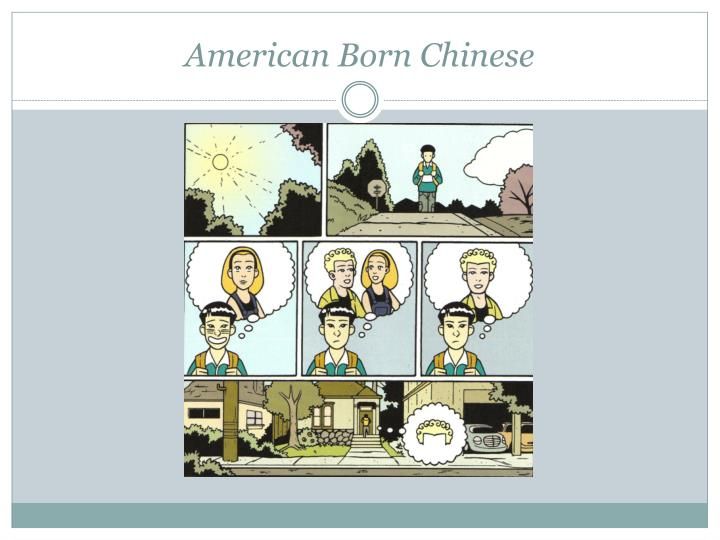 struggle for identity american born chinese Ethnic and racial identity choices 155 spring 2009 ~ volume 27, number 2  do labels matter attitudinal and behavioral correlates of  ethnic and racial identity choices among asian american.