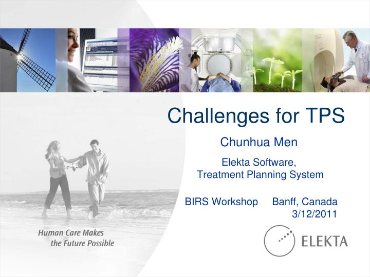 challenges for tps n.