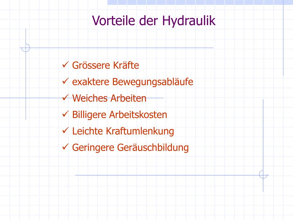 PPT - Grundkurs Hydraulik PowerPoint Presentation, free ...