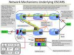 network mechanisms underlying oscars