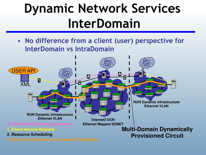 Dynamic Network Services