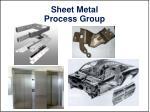 sheet metal process group