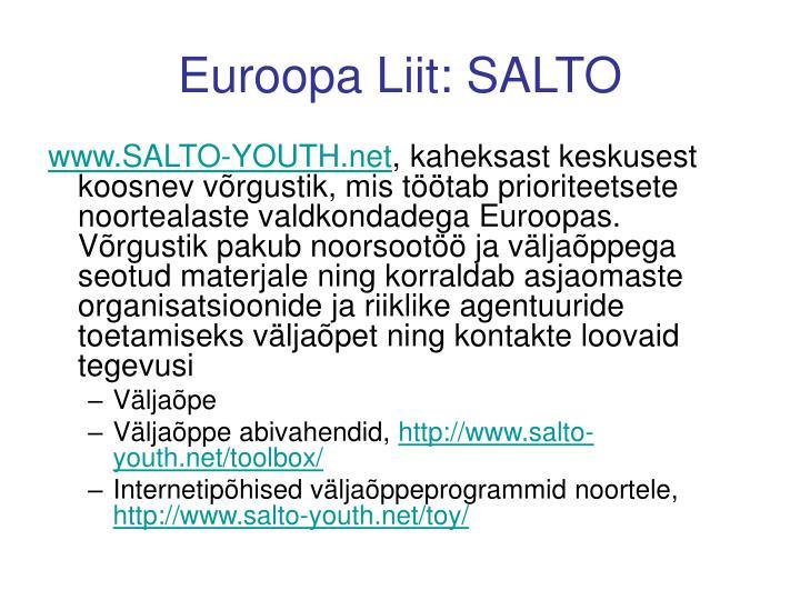 Euroopa Liit: SALTO