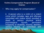 victims compensation program board of claims2