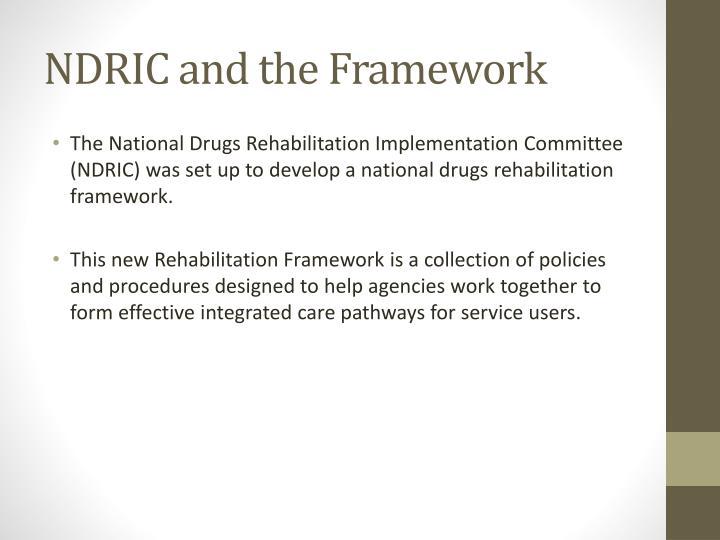 Ndric and the framework