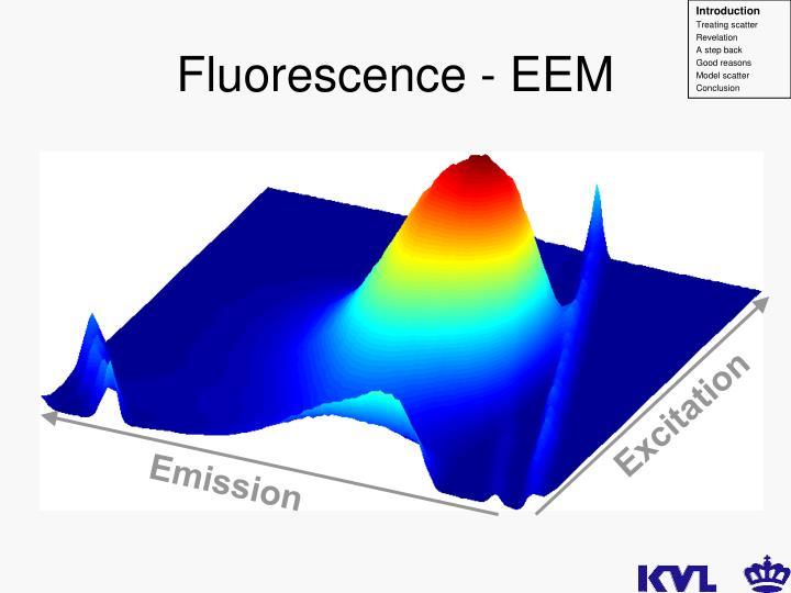 Fluorescence eem