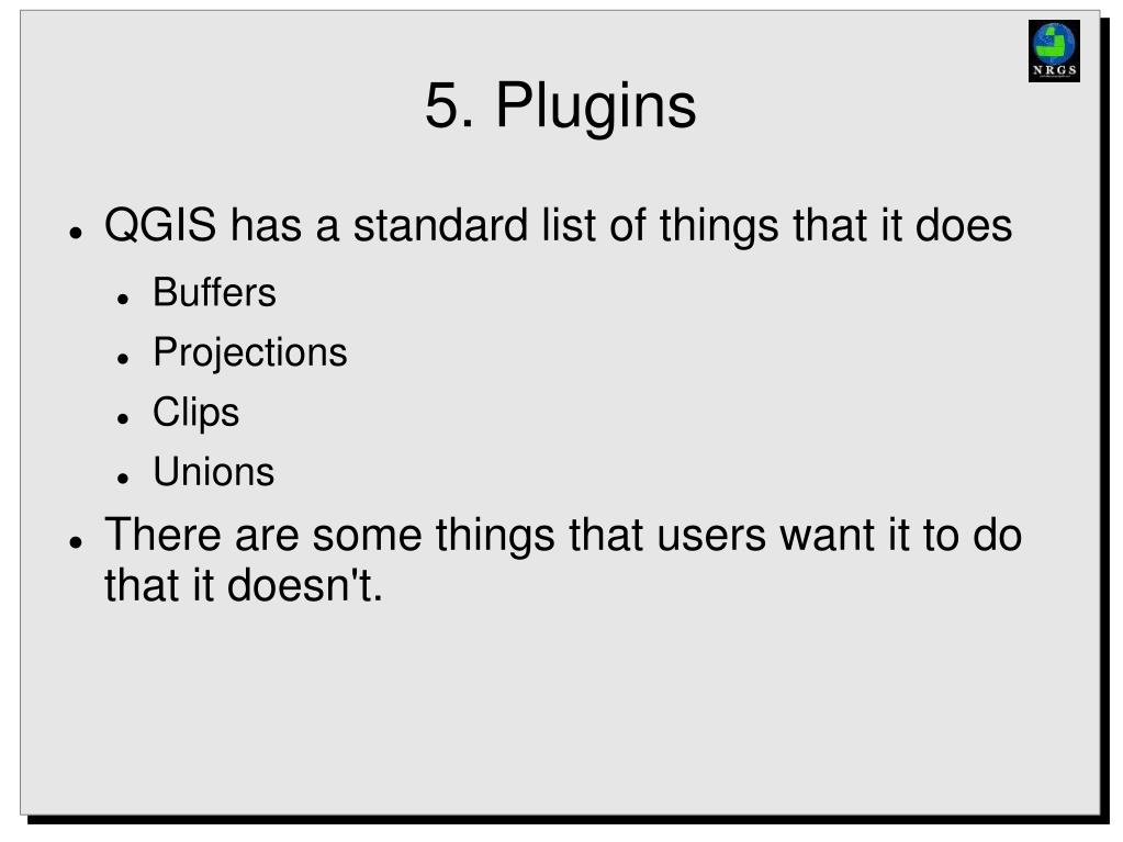 PPT - Introduction to Quantum GIS PowerPoint Presentation - ID:3291088