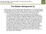 the debate background 3