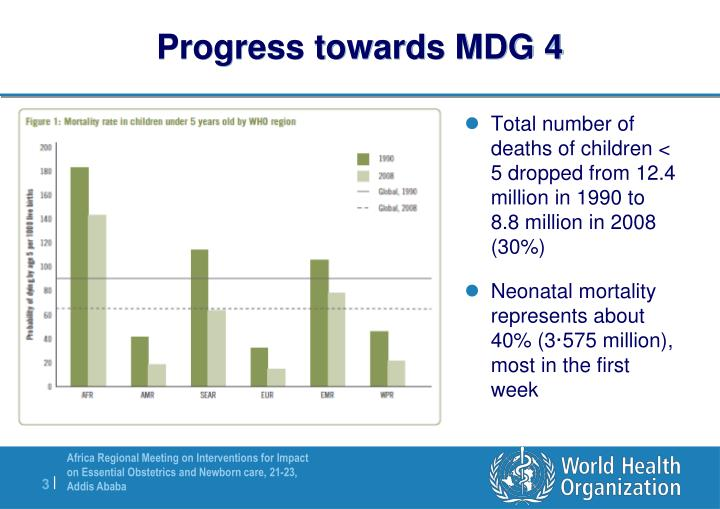 unilevers contribution towards mdg 4 Millennium development goals their contribution to the research unilever – improving health through iodized salt.
