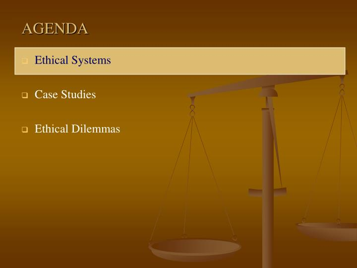 case studies on ethical dilemma at This paper will discuss an ethical dilemma that i faced as a manager and will apply the ethical business toolkit to support the action taken the dilemma i faced was a direct conflict of two core values, loyalty and honesty from one aspect i was intensely loyal to my firm.