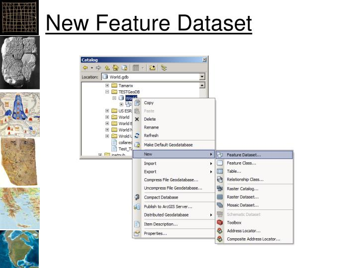 New Feature Dataset