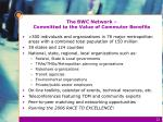 the bwc network committed to the value of commuter benefits