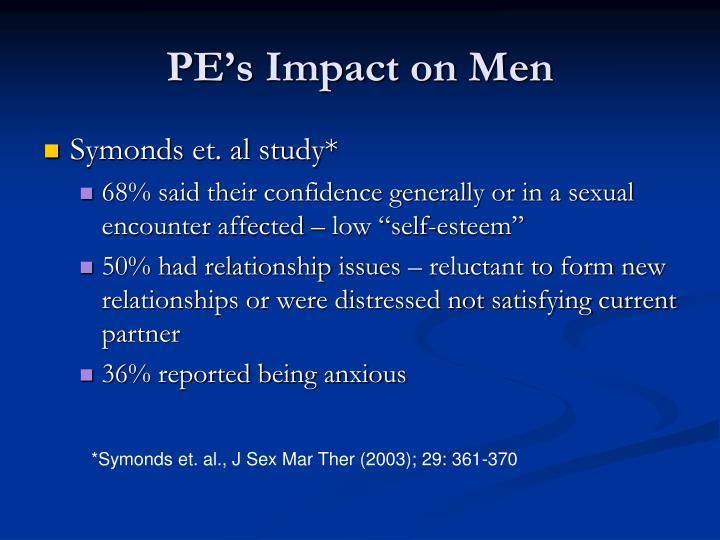 PE's Impact on Men