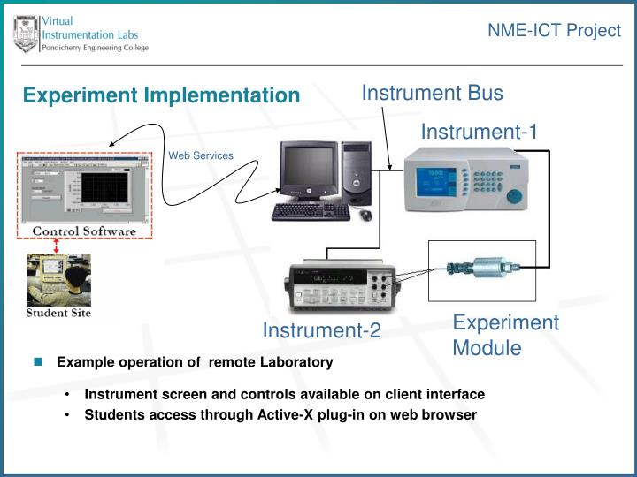 Experiment Implementation