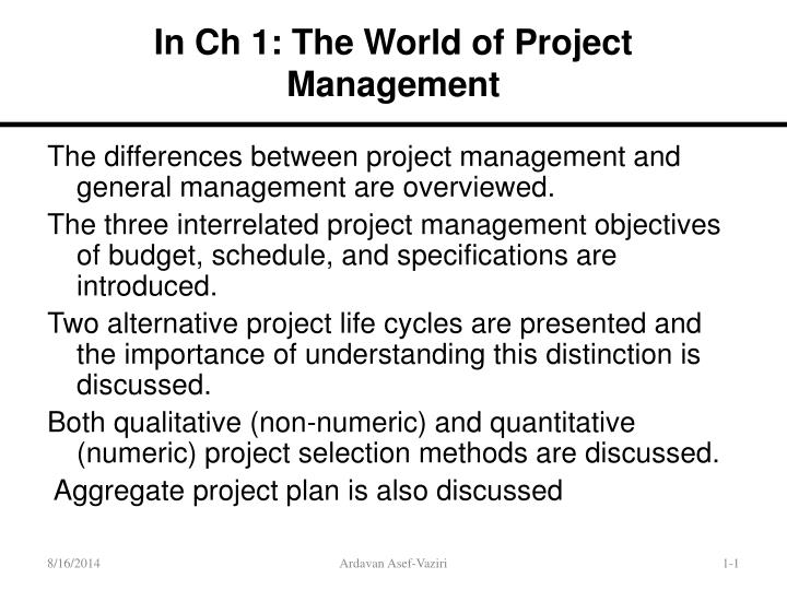 aggregate project planning framework Project management assignment help, aggregate planning, aggregate planning is an operational method that does an aggregate plan for the production procedure, in advance of 2 to 18 months, to provide an idea to management as to what amount of materials and another resources are to be procured and when, so.