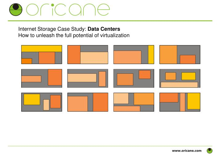 Internet Storage Case Study: