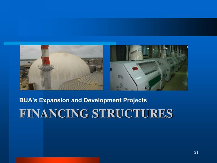 BUA's Expansion and Development Projects