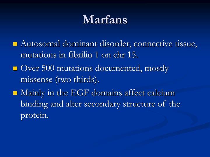 Marfans