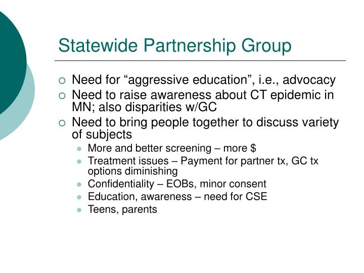 Statewide Partnership Group
