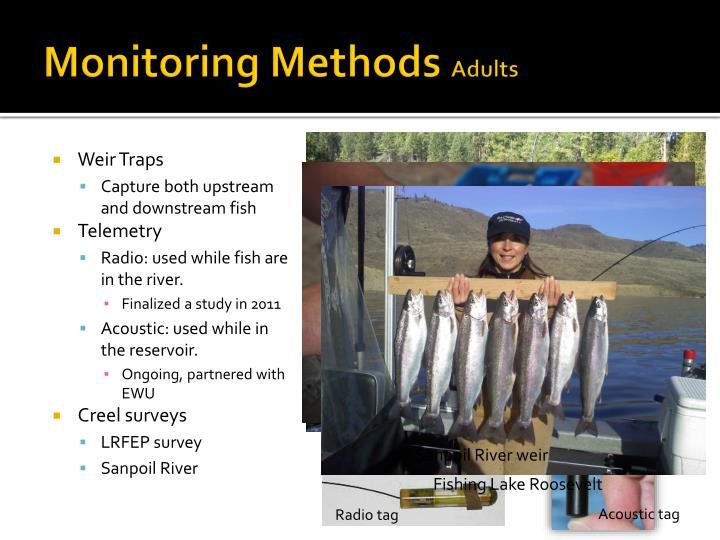 Monitoring Methods
