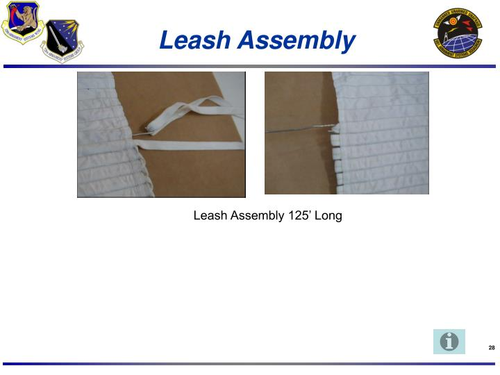 Leash Assembly