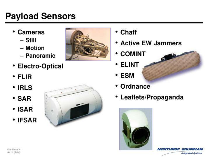 Payload Sensors