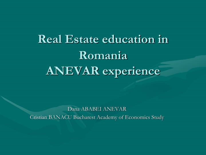 education in romania essay In his study titled education and development : some essays and thoughts on korean education , jongchol kim notes a particular emphasis upon saemaul spirit,7 which is a concept based on industry, self-reliance and cooperation8 kim is a native korean whose experience within the school.
