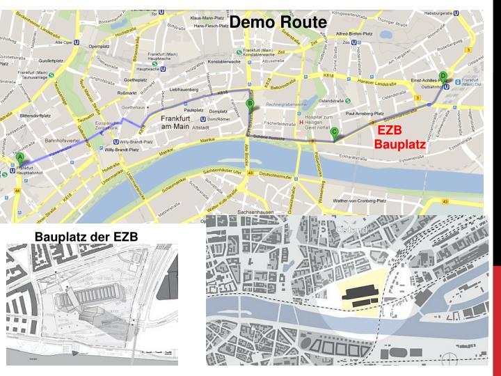 Demo Route