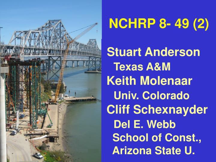 Nchrp 8 49 2