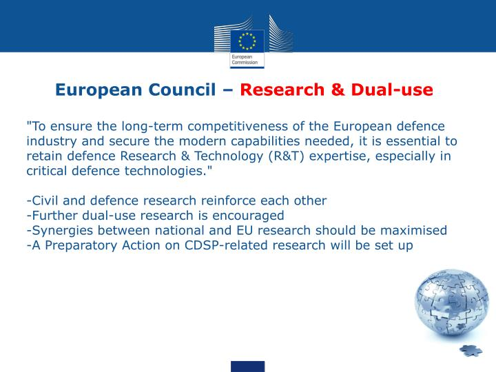 European Council –