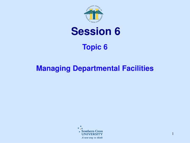session 6 n.