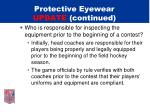 protective eyewear update continued6