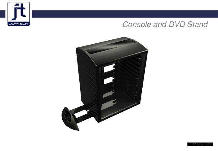 Console and DVD Stand