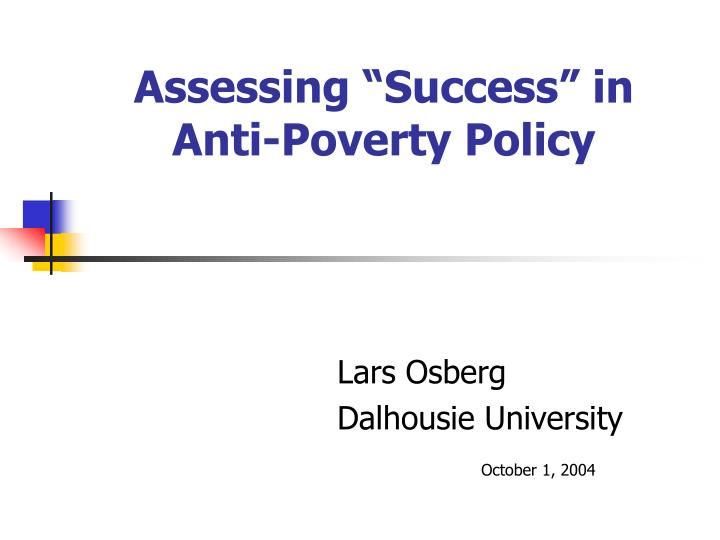 an introduction to the analsis of poverty Introduction the alleviation of poverty and the increment of growth within a nation, such as ours, are achieved through the dual use of fiscal and monetary policy.