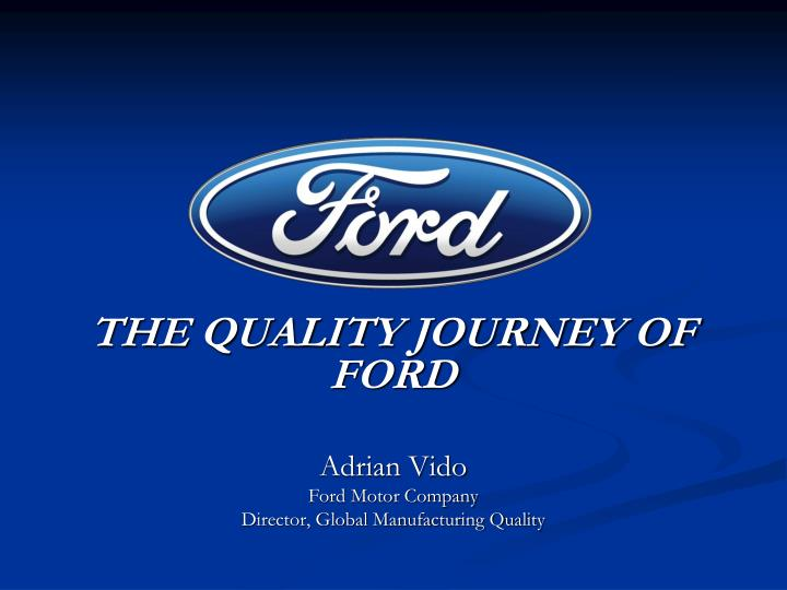 fords global strategy With new strategy, ford aims for the top automaker sniffs chance to regain global lead lost over 75 years ago below: x jump to video former exec on decline and rise of us auto industry.