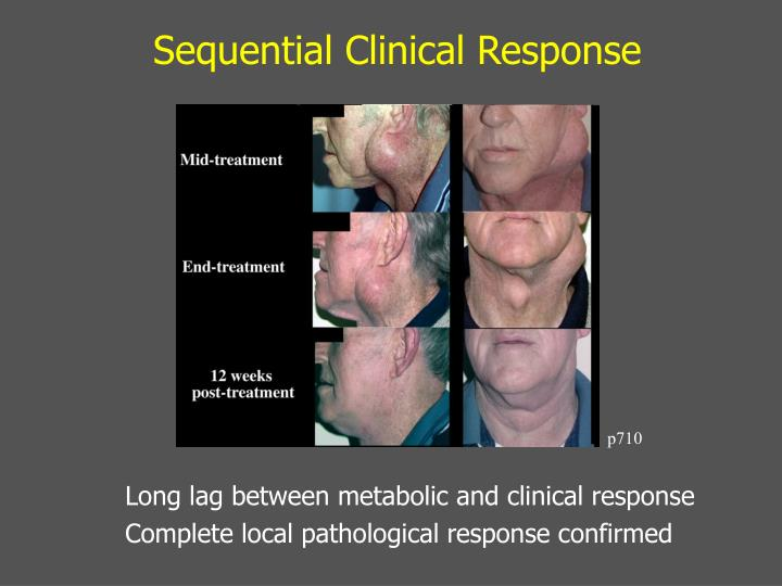 Sequential Clinical Response